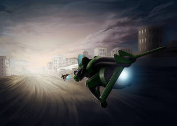 Speeders by Jizba