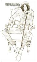 Underwear: Severus