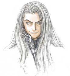 Lucius Malfoy by yukipon