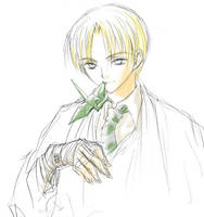 sketch: Draco in PoA by yukipon