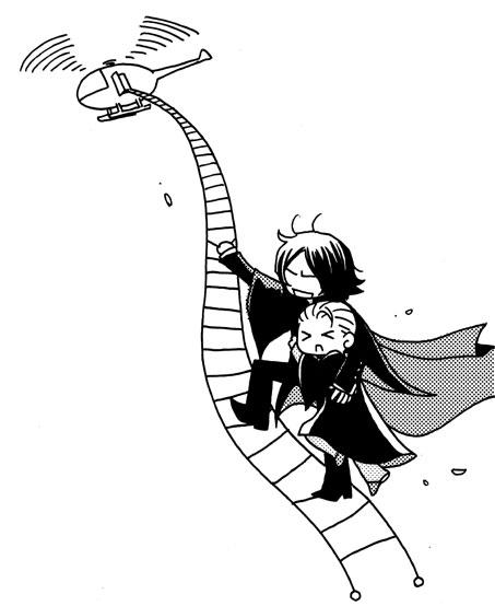 Flight of the Prince by yukipon