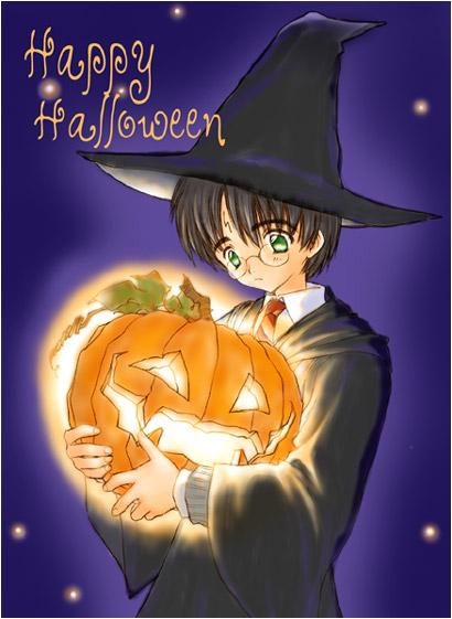 Jack-o-lantern by yukipon