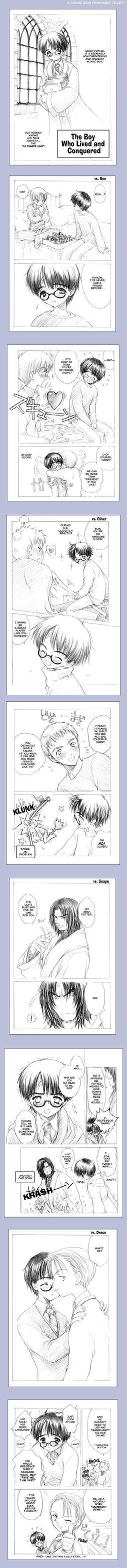 Boy Who Conquered : Yaoi by yukipon