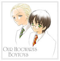 Hogwarts Boytoys by yukipon