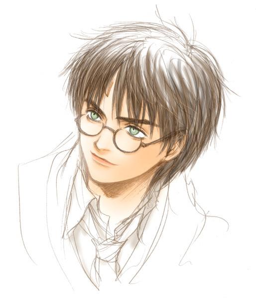 'Daniel' Harry by yukipon