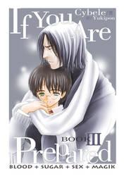 'IYAP' Book III cover by yukipon
