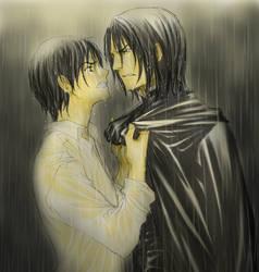 Rain by yukipon