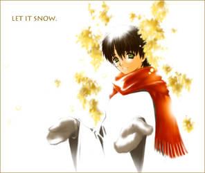 Let it snow by yukipon