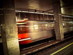 Bruxelles Metro by grinpiss