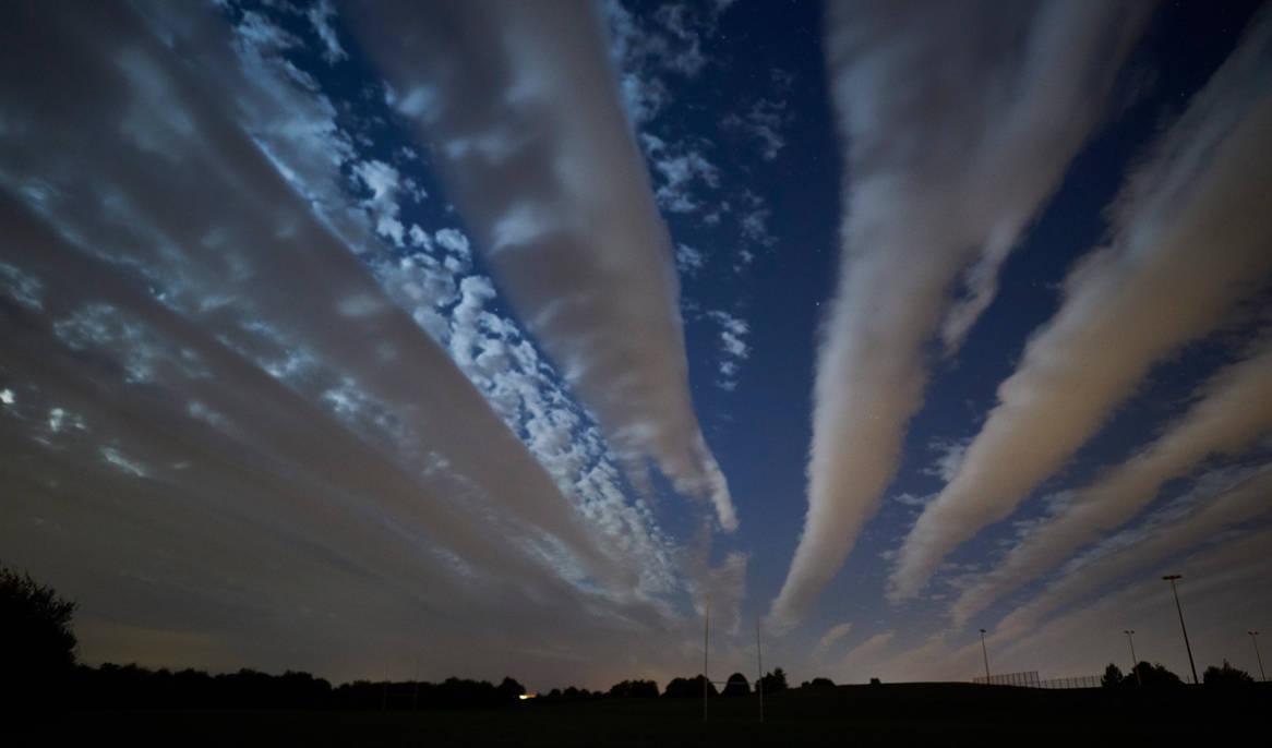Street Clouds by mistersaxon