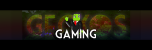 GamingGeckos Fan Made Animated Banner