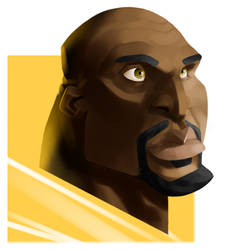Luke Cage by bepydaniele