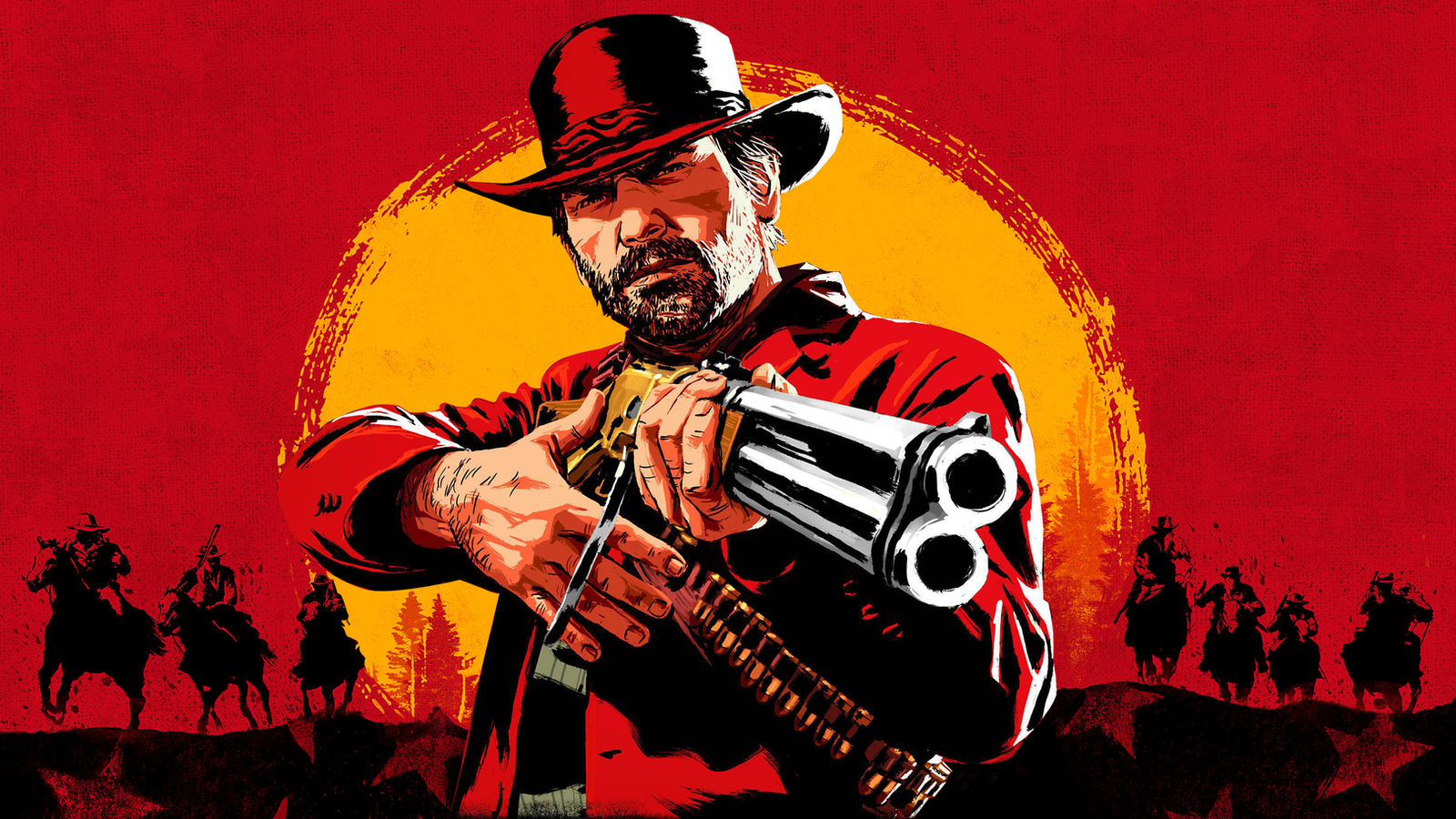 Red Dead Redemption 2 Wallpaper V 2 By 3demerzel On Deviantart