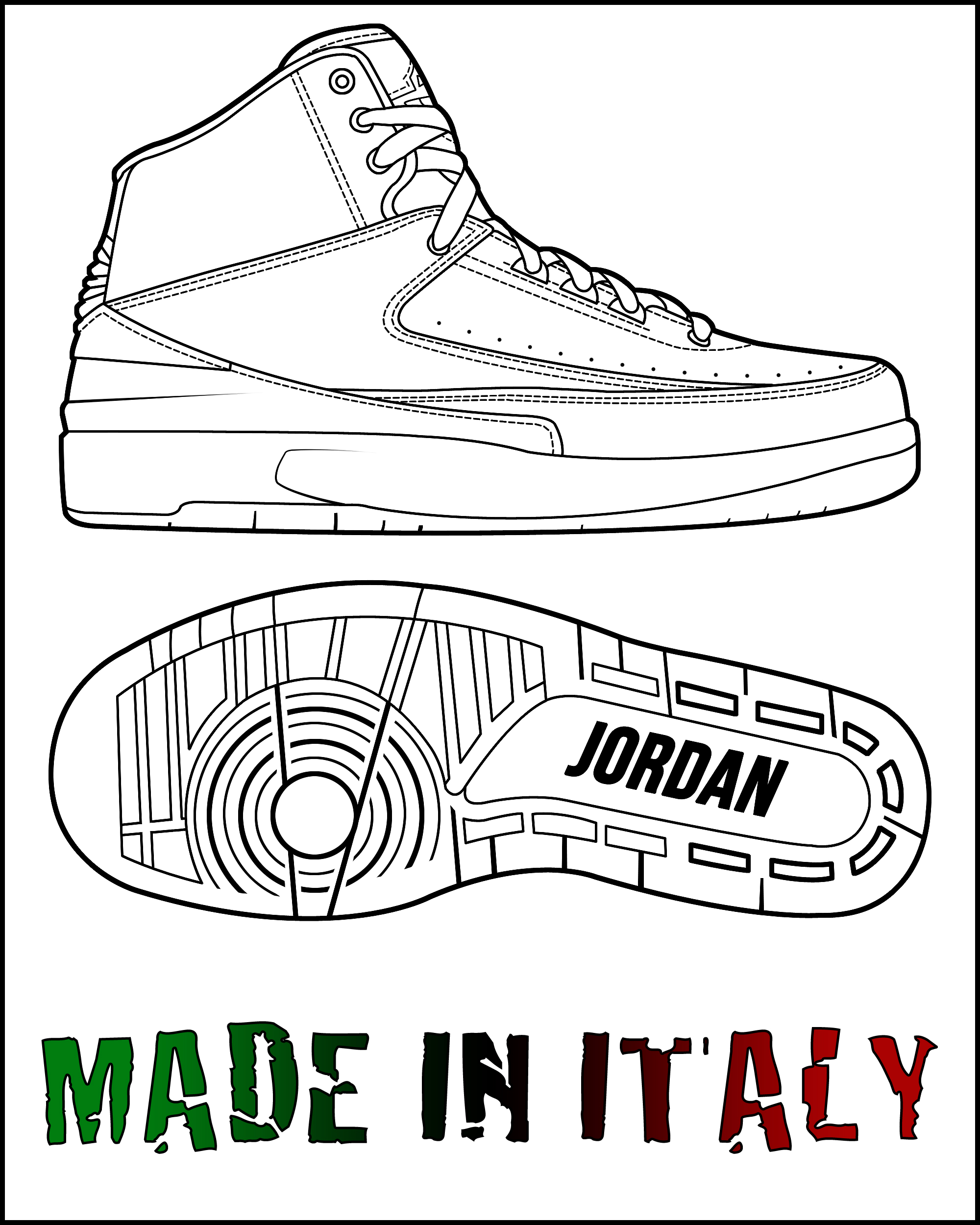 Image Result For Shoe Template For