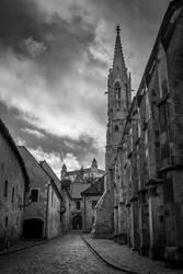 Castle 'n Church by Zoroo