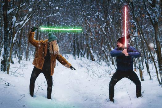 Star Wars Ep.9 - Hanka vs Marek