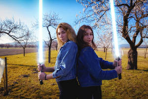 Sisters of the Jedi