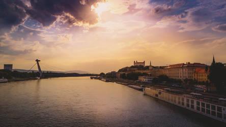 Bratislava - little big city