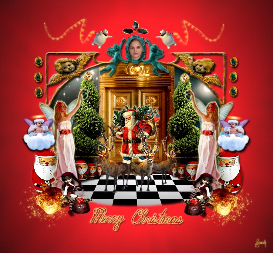 CHRISTMAS ODE_JadePixi by JadePixi