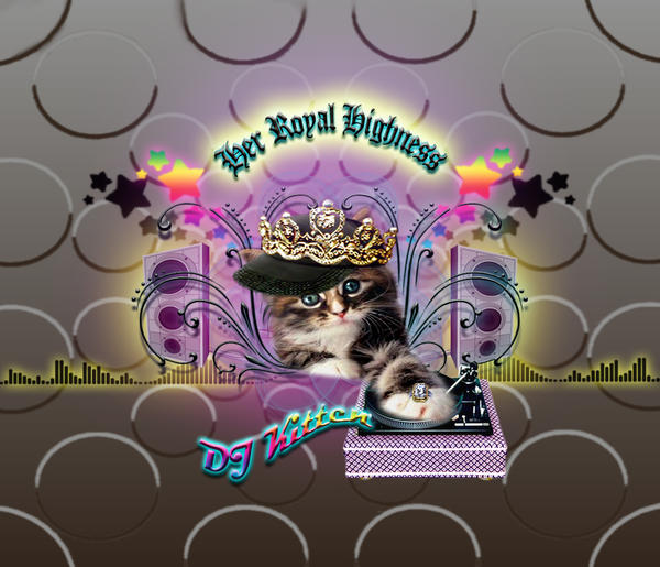 DJ Kitten_Edited Version by JadePixi