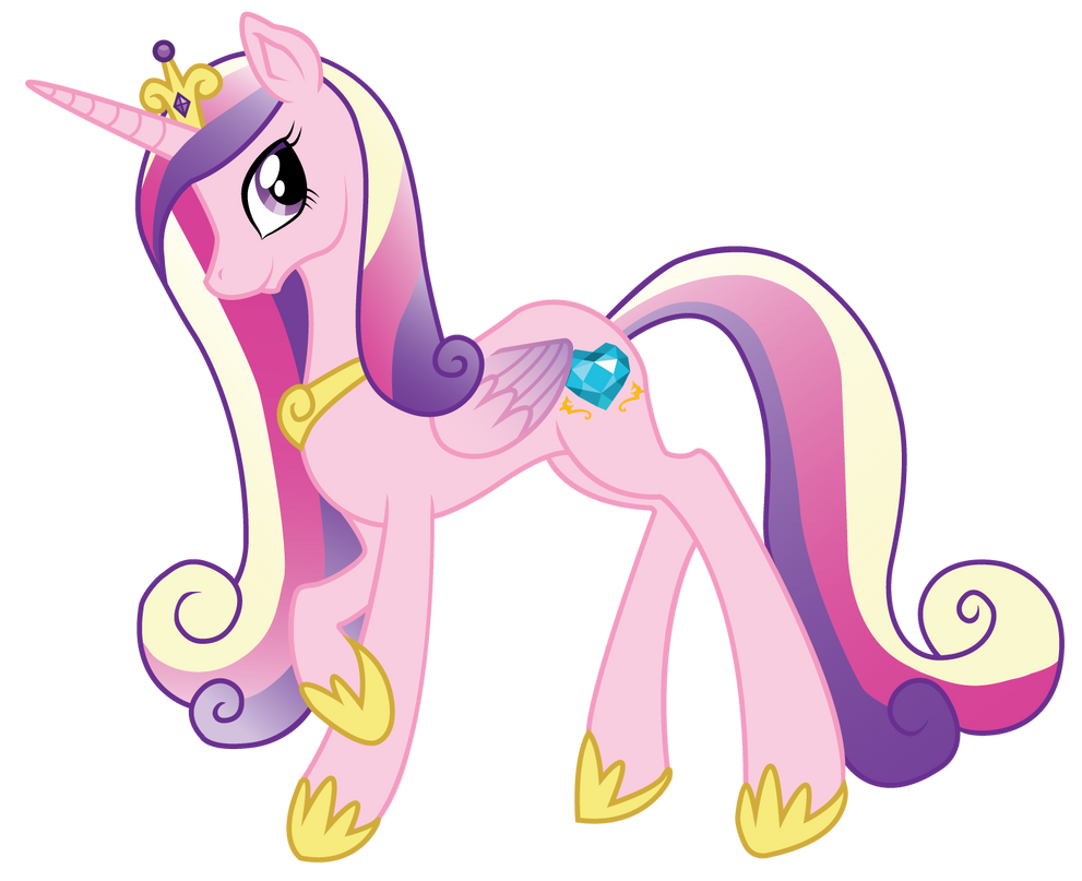 Princess Cadance by katiewhy on DeviantArt