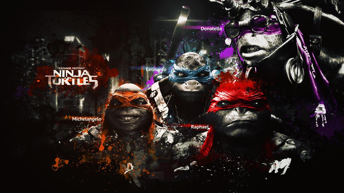 Ninja Turtles Wallpaper By Durly0505