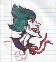 The Joker by ChloeRose220