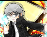 Persona 4 - The battle begin