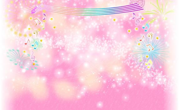 All Stars Haru no Carnival  [PreCure Background]