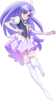 Cure Fortune [HappinessCharge PreCure Render]