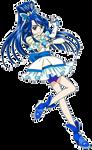 Cure Aqua [Yes PreCure 5 Render]