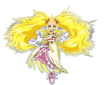 Phoenix Luminous [PreCure Max Heart Movie Render]