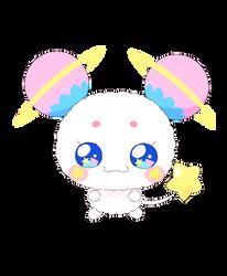 Fuwa [Star Twinkle PreCure Render] by FFPreCureSpain