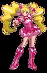 Cure Peach [All Stars Memories Render]