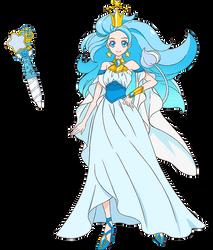 Zodiac Princess (Leo) [PreCure Render] by FFPreCureSpain
