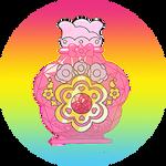 Element Bottle (Flower) [Precure Render]