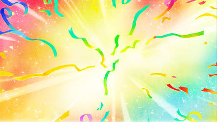 Tropical-Rouge! Precure Web Background