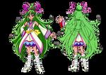 Cure Empress [DokiDoki Render]