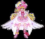 Cure Miracle (Alexandrite) [Mahou Tsukai Render]