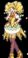 Cure Sparkle [Healin Good Render]