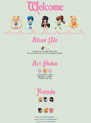 Sailor Moon Non-Core by UrsidaeAngeni