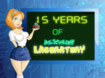 15 years of Dexter's lab