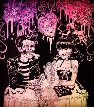 Psychobilly romance