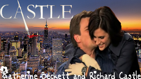 Castle and Beckett by Rebaholic55