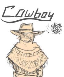 Cowboy by Laeshin