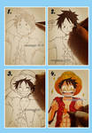 Luffy Art Meme