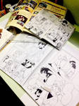 Making manga