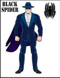 Black Spider by Howlingatthemoon1968