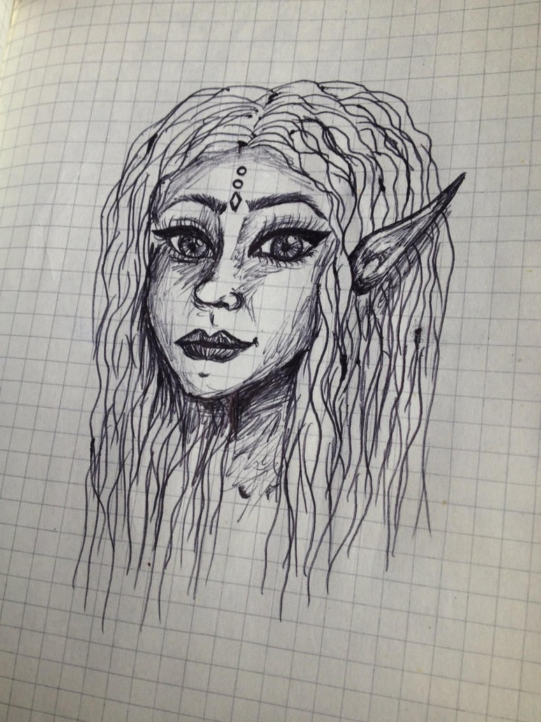 Fairy by marareedus