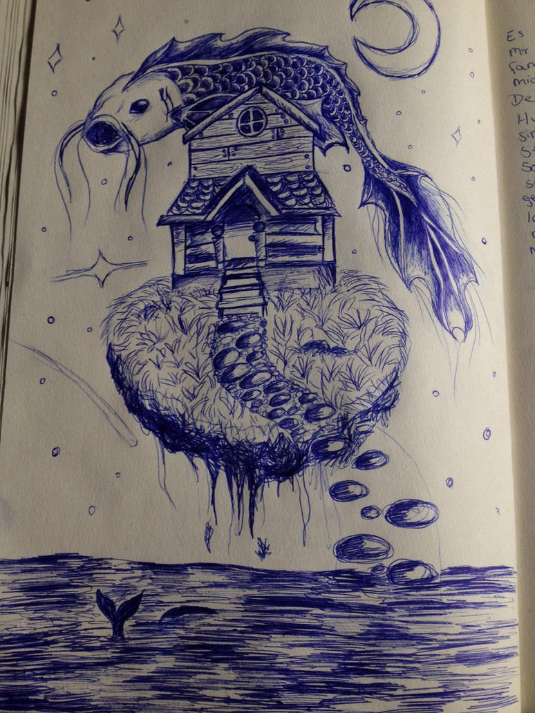 Mystic Island  by marareedus